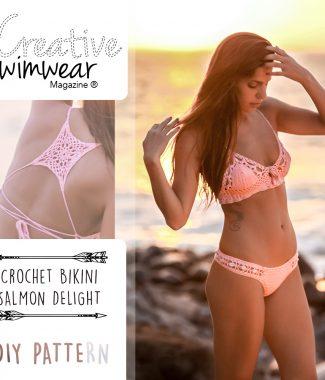 crochet bikini delight