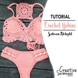 crochet bikini pattern delight