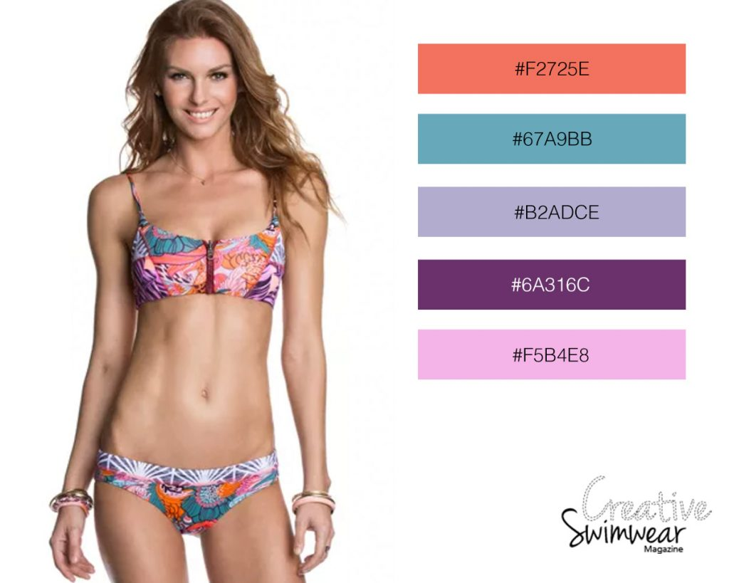 Maaji Swimwear 2017 Palette colors