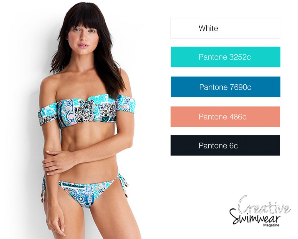 Seafolly Swimwear Palette