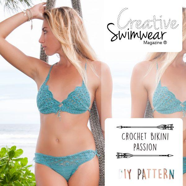free crochet bikini pattern