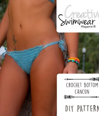free crochet bottom pattern