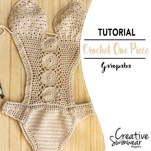 crochet pattern one piece