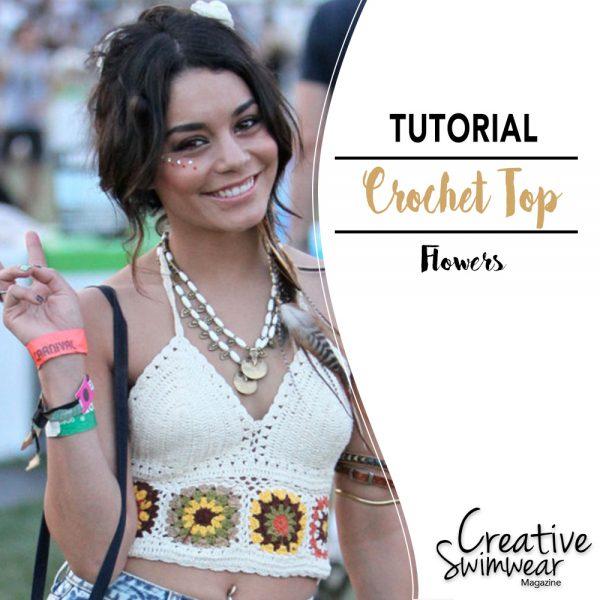 free crochet pattern top